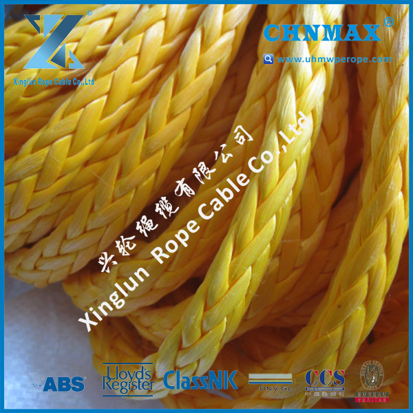 12MM plasma synthetic winch rope