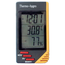 New product digital hygrometer thermometer monitor with best quality