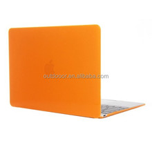 Colored Transparent Crystal Hard Protective Case for Macbook 12 inch
