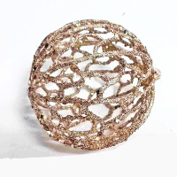 xmas wire ball twinkling hollow ball Christmas decoration