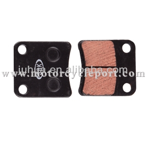 Sintered Motorcycle Brake Pads For Most Chinese ATV&Dirt bikes