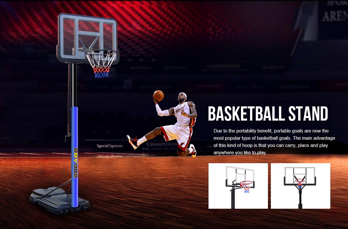 Taizhou SBA Victory Sporting Goods Co., Ltd. - Basketball Stand ...