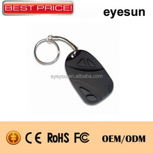 Car Keychain hide camera for the car, Mini DVR Video Recorder