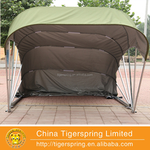 Automatic mobile folding retractable garage from tigerspring