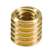 Brass reducer bushing