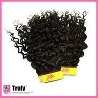 Pure Malaysian remy virgin human hair extension, 22 inch