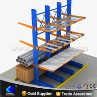 Industrial Cantilever Pipe Rack