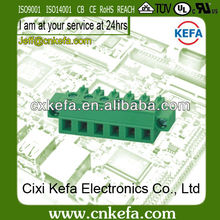 KF2EDG15K-5.08 Phoenix Contact wire to board terminal connector with screw holes