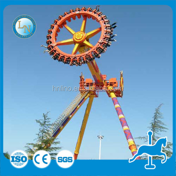 Large Outdoor Playground Pendulum Rides Amusement Top Swing Games