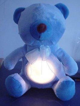 Baby Night Light Plush Bear Toys
