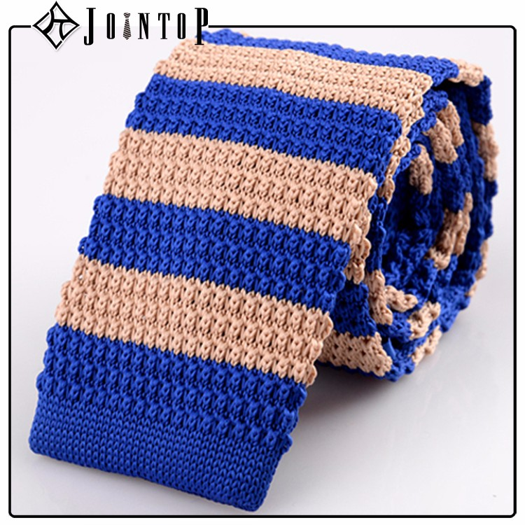 china quality supplier low moq <strong>10</strong> stock knit tie for man