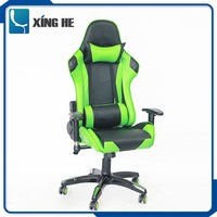 Multi color racing seat sport style gaming chair
