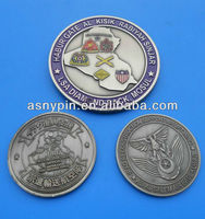 custom indian antique silver old coins for commemorative souvenirs