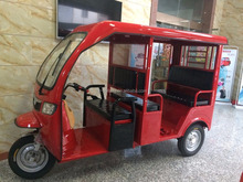 newest Q1 electrical rickshaw for passenger for yufeng