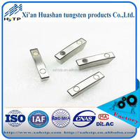 WNiCu parts tungsten alloy products