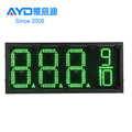 High Quality Retail LED Price Screen for Gas Station