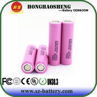 Original Samsung 18650 battery ICR18650-26F li on battery 2600mah