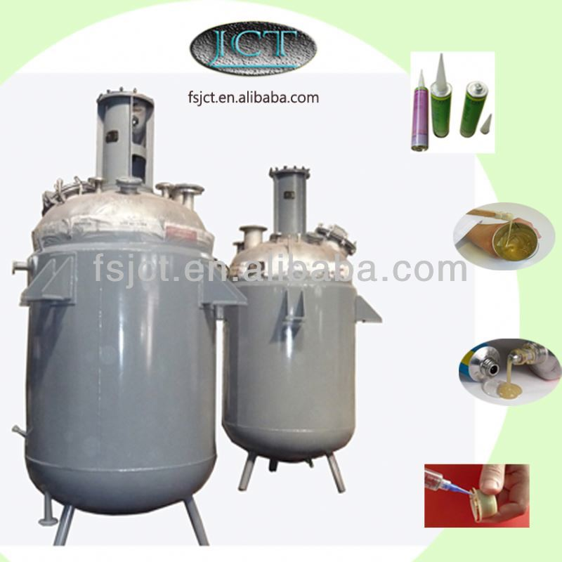 professional duct sealant machine/reactor