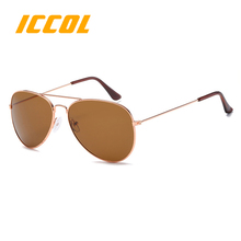 2017 new fashionable hot selling mirror 3025 metal wholesale men aviator ray band sunglasses