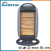Made in China Free-standing living room handle halogen heater