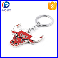 Manufacture High Quality Custom Basketball Keychains for Promotional