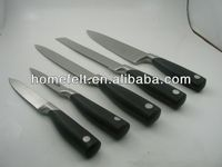 laser stainless kitchen knives
