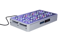Dimmable full spectrum 300w hydroponics LED grow light timer control veg bloom switch indoor grow room 300w grow light LED panel