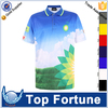 Sublimation Mens Polo Shirt All Over