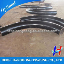 Trade Assurance Manufacturer long radius 45 degree bend pipe