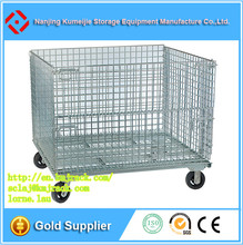Industrial Heavy Duty Stackable Metal Forklift Storage Bin