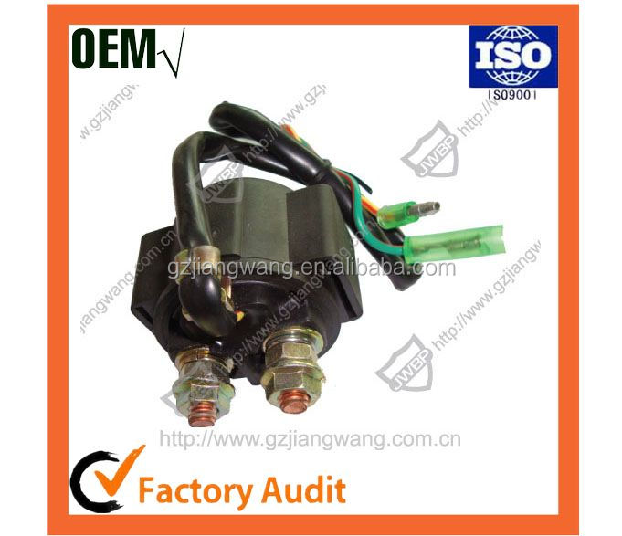CG125 MOTORCYCLE ELECTRICAL STARTER RELAY