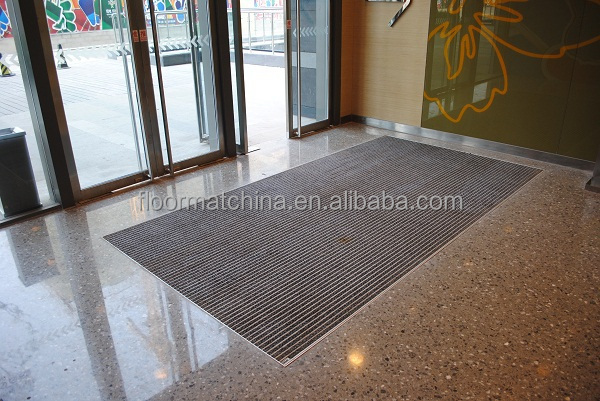 1 Meter Square Rubber Floor Tiles Outdoor Vinyl Flooring