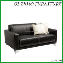 Comfortable salon waiting sofa /beauty salon waiting chairs QZ-F929M