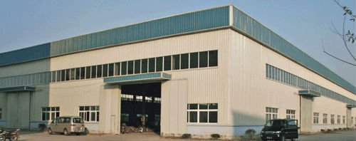 Cheap steel building industrial shed designs candy warehouse