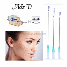 3D cog lift pdo meso threads for eyebrow thread lifting