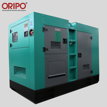 Heavy duty silent type 200kva diesel generator price with Cummins engine
