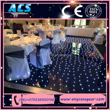 2015 ACS led starlit twinkling dance floor tile floor sofa