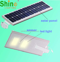 Factory price waterproof ip65 integrated all in one led 70W solar street light