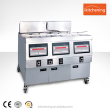 For Fast Food Restaurant Used Big Capacity Frying Chicken Machine/Commercial Fried Turkey Deep Fryer