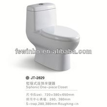 2013 chaozhou bathroom modern desing dark blue toilet