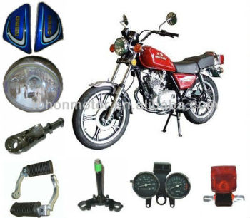 GN125 Parts | Chinese Motorcycle Performance Spare Parts Keeway OWEN125