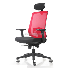 PP mesh back fabric seat executive office chair