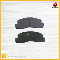 copper metallic Brake Pad Set 04465-36010 Disc brake pad A-118K DYNA 200 Platform/Chassis
