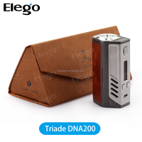 New Arrival Lost Vape Triade DNA200 Mod,poly-angular frame Lost Vape Triade DNA200