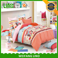 bed comforter set/ frozen bedding/patch work bed sheets