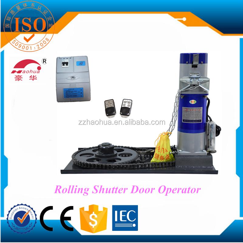 Ac 1500kg automatic door operators type roller door for Roller shutter motor price