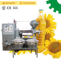 Make quality oil from hemp seed sesame rapeseed oil extraction expeller press