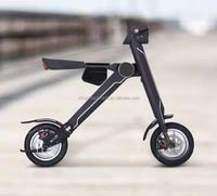 Light Weight Electric Foldable Racing Bicycle from Horwin