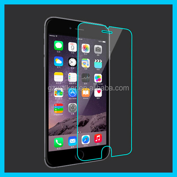 New Mobile phone accessories for iphone 7 tempered glass screen protector for iPhone 7