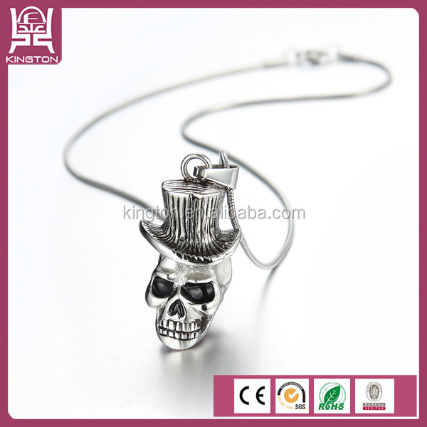 2014 modern magnetic ego hip hop necklaces for men